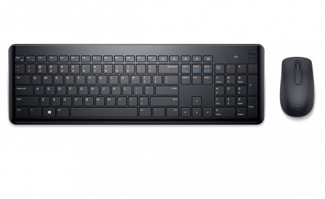 Kit teclado y raton DELL KM117 – Inalambrico – USB