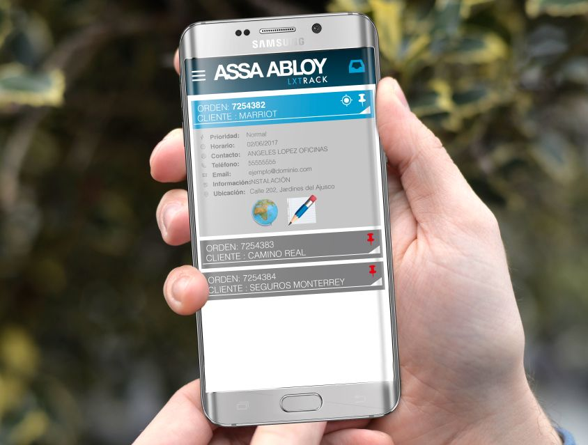 <b>ASSA ABLOY</b>
