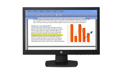 Monitor HP 18.5″ LCD Business V194