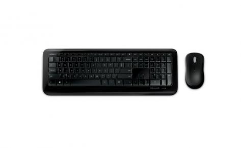 Kit teclado y raton MICROSOFT PY9-00004