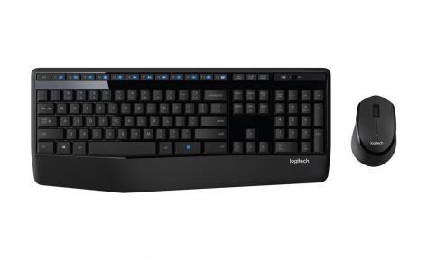 Kit teclado y raton LOGITECH MK345