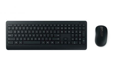 Kit teclado y raton MICROSOFT PT3-00004